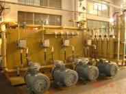 静压造型线液压系统