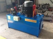 标准160T四柱压机系统