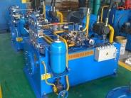 钢格板压机系统